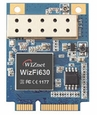 Wiznet WIZFI630 802.11n/b/g Module<br> Gateway, AP (Bridge), AP-Client, Client, AD-HOC<br> UART / Serial / Ethernet Interface