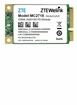 ZTE MC2718 3G CDMA / EV-DO Module: MiniCard PCI-E with GPS Sprint - USA Certified