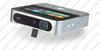 """ZTE SPRO 2 (MF97V) Android Projector with 5"""" Touch Screen (200 Lumens/ 1280x720). Portable 6300mAH batterry,WiFi,Bluetooth,Optional 4G LTE HotSpot (Verizon service reqd.) HDMI, USB, microSD ports"""