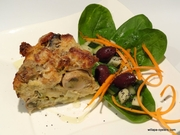Savory Oyster Pudding