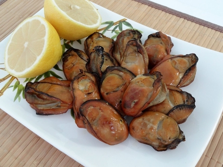 Smoked Oysters - Three Tub Special <br>Free Shipping - FedEx Standard Overnight