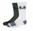 00830 RealTree Kids Insect Shield Crew Sock