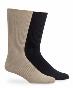 Mens : Cotton Arch Support Socks
