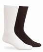 Mens : Soft Acrylic With Arch Support Socks