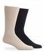 Mens : 10 X 2 Microfiber Socks
