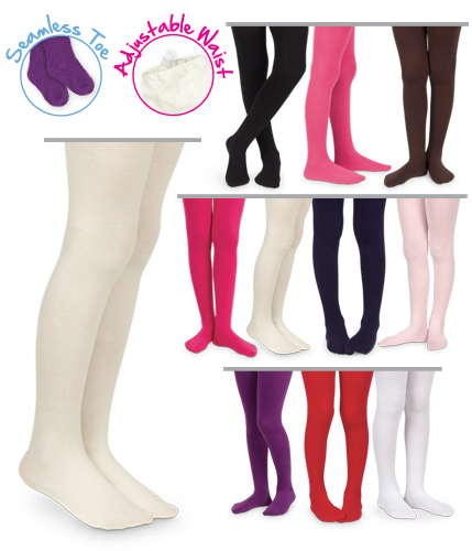 Baby : Seamless Organic Tights