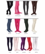 Girls : Seamless Organic Tights