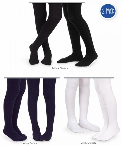 1502 Classic Cotton Tights 2 Pair Pack