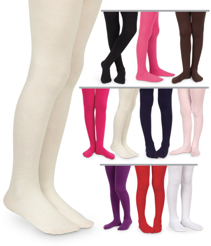 Baby Pima Cotton Tights