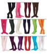 Girls : Pima Cotton Tights