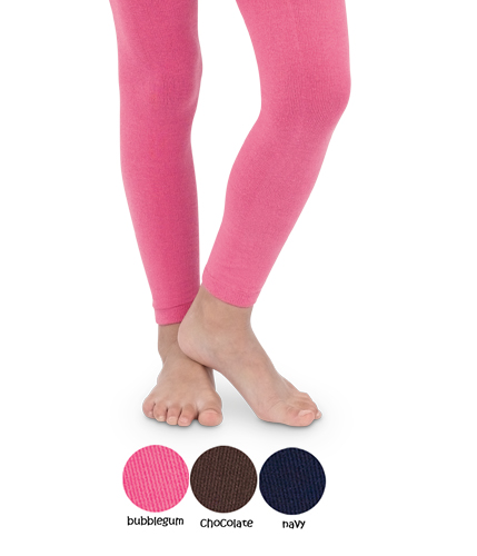 Microfiber Footless Tights Basic Colors