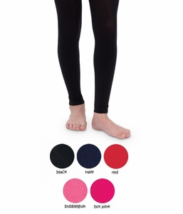 Baby : Pima Cotton Footless Tights