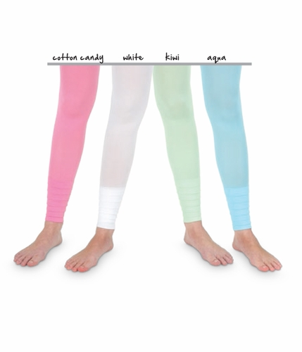 1559 Layers Footless Tights