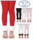 1570 Fur Footless Tights