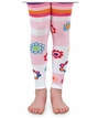 Girls : Tights : Flower Frenzy Footless Tights