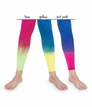 1580 Dip Dye Footless Tights