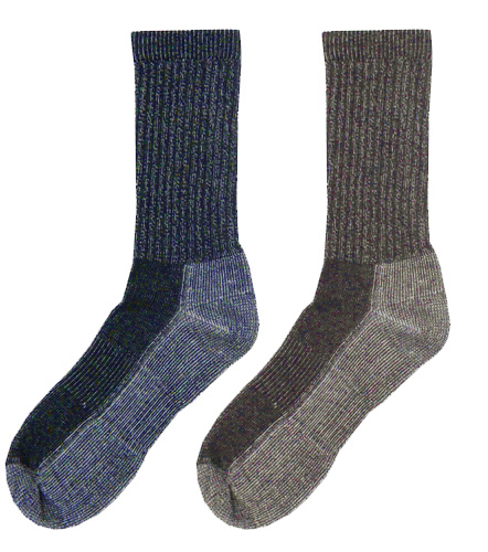 2-8834 Berne Cotton THOR�WICK Cool� Work Sock 2 Pair Pack