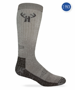20792 Huntworth Deluxe Merino Boot Sock 2 Pack