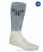 20879 Huntworth Big Bertha Boot Sock 2 Pair Pack