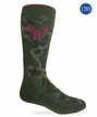 20881 Huntworth Green Camo Wool Boot Sock 2 Pair Pack