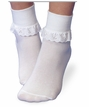 Girls : Eyelet Lace Socks