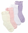 Girls : Starburst Bow Socks