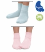 Baby Girl : Baby Boy : Girls : Organic Cotton Turn Cuff Socks