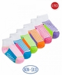 2341 Girl Sporty Half Cushion 6 PK
