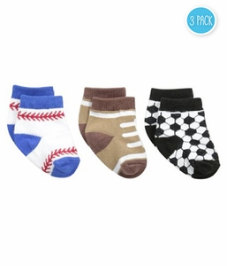 2371 Playtime Sports 3 Pair Pack