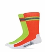 24940 Wrangler High-Vis Work Crew Sock 2 Pair Pack