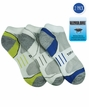 2570 Top Flite Sport Performance Mesh Upper Low Cut Ultra Dri Socks 2 Pair Pack
