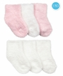 Boys: Girls: Fuzzy Bootie 3 PK