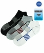 2717 Top Flite Sport Performance Tech Low Cut Ultra Dri Socks 2 Pair Pack