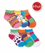 2752 Mod Low Cut Socks 6 Pair Pack