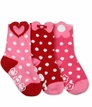 2780  Slipper Sock Triple Treat 3 Pair Pack