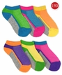 2797 Girl Sport Mesh Upper Low Cut 6 Pair Pack