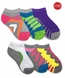 2865 Girl Tech Sport Low Cut 6 Pair Pack