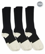31025 Health Crew Socks 3 Pair Pack