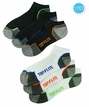 531 Top Flite Sport Performance Moisture Wicking Low Cut Socks 3 Pair Pack