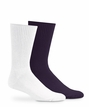 5400 Top Flite Cotton Rib Crew Sock