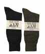 5554 Top Flite Pattern Dress Crew Sock