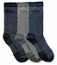 72057 Drake Men's Premium Merino Wool Blend Hiking Crew Socks
