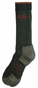 72067 Drake Men's Merino Wool Thermal Insulated Full Cushion Socks
