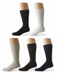 Mens : Womens : Non Binding Dress Socks