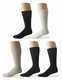 8123 Non Binding Dress Sock 2 Pair Pack