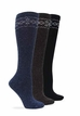 9632 Wise Blend Angora Knee High