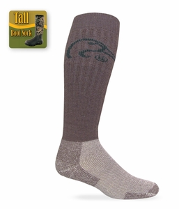 9997 Ducks Unlimited Tall Merino Wool Heavy Boot Sock