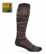 9999 Ducks Unlimited Tall Merino Wool Camo Boot Sock