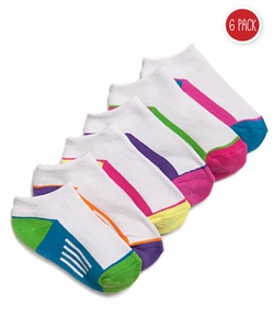 2782 Athletic Low Cut 6 Pair Pack