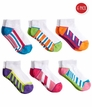 2761 Girl Tech Sport Low Cut 6 Pair Pack